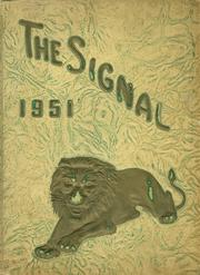 1951 Edition, Central High School - Signal Yearbook (Columbia, TN)