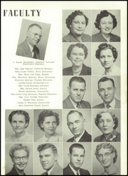 Page 13, 1954 Edition, Central High School - Signal Yearbook (Columbia, TN) online yearbook collection