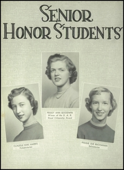 Page 14, 1954 Edition, Central High School - Signal Yearbook (Columbia, TN) online yearbook collection