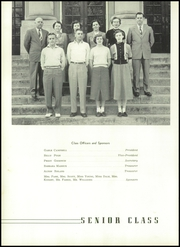 Page 16, 1954 Edition, Central High School - Signal Yearbook (Columbia, TN) online yearbook collection