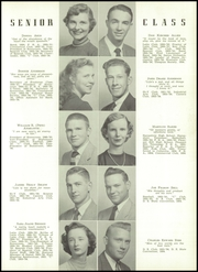 Page 17, 1954 Edition, Central High School - Signal Yearbook (Columbia, TN) online yearbook collection