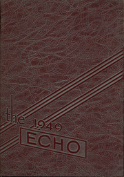 1949 Edition, Bearden High School - Echo Yearbook (Knoxville, TN)