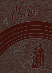1950 Edition, Bearden High School - Echo Yearbook (Knoxville, TN)