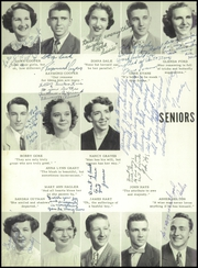 Page 16, 1953 Edition, Bearden High School - Echo Yearbook (Knoxville, TN) online yearbook collection