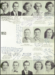 Page 17, 1953 Edition, Bearden High School - Echo Yearbook (Knoxville, TN) online yearbook collection