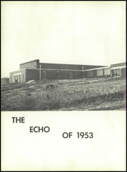 Page 6, 1953 Edition, Bearden High School - Echo Yearbook (Knoxville, TN) online yearbook collection