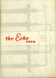 1956 Edition, Bearden High School - Echo Yearbook (Knoxville, TN)
