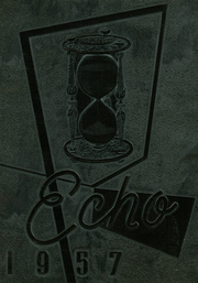 1957 Edition, Bearden High School - Echo Yearbook (Knoxville, TN)