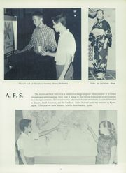 Page 11, 1960 Edition, Bearden High School - Echo Yearbook (Knoxville, TN) online yearbook collection
