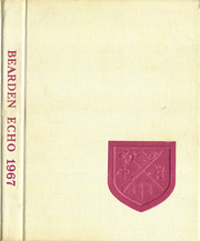 1967 Edition, Bearden High School - Echo Yearbook (Knoxville, TN)