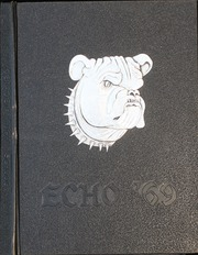 1969 Edition, Bearden High School - Echo Yearbook (Knoxville, TN)