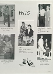 Page 17, 1988 Edition, Jackson Central Merry High School - Crossroads Yearbook (Jackson, TN) online yearbook collection