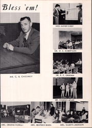 Page 15, 1951 Edition, Karns High School - Gold and Blue Yearbook (Knoxville, TN) online yearbook collection