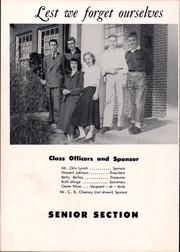 Page 16, 1951 Edition, Karns High School - Gold and Blue Yearbook (Knoxville, TN) online yearbook collection