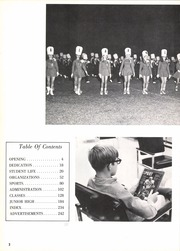 Page 6, 1970 Edition, Wooddale High School - Cardinal Yearbook (Memphis, TN) online yearbook collection