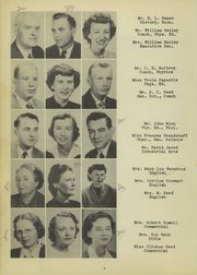 Page 10, 1950 Edition, Franklin County High School - Rebel Yearbook (Winchester, TN) online yearbook collection