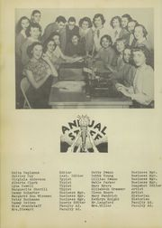 Page 12, 1950 Edition, Franklin County High School - Rebel Yearbook (Winchester, TN) online yearbook collection