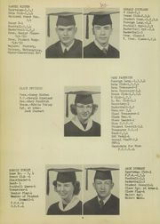 Page 14, 1950 Edition, Franklin County High School - Rebel Yearbook (Winchester, TN) online yearbook collection