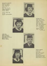 Page 15, 1950 Edition, Franklin County High School - Rebel Yearbook (Winchester, TN) online yearbook collection
