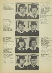 Page 16, 1950 Edition, Franklin County High School - Rebel Yearbook (Winchester, TN) online yearbook collection