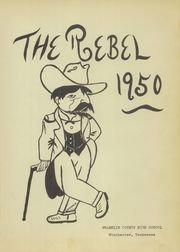 Page 7, 1950 Edition, Franklin County High School - Rebel Yearbook (Winchester, TN) online yearbook collection