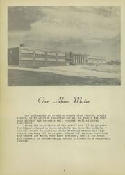 Page 8, 1950 Edition, Franklin County High School - Rebel Yearbook (Winchester, TN) online yearbook collection