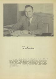 Page 9, 1950 Edition, Franklin County High School - Rebel Yearbook (Winchester, TN) online yearbook collection