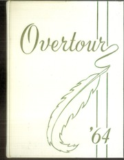 1964 Edition, Overton High School - Overtour Yearbook (Nashville, TN)