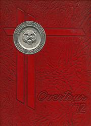 1972 Edition, Overton High School - Overtour Yearbook (Nashville, TN)