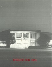 1981 Edition, Overton High School - Overtour Yearbook (Nashville, TN)