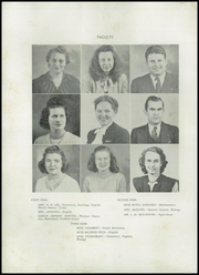 Page 8, 1947 Edition, Clinton High School - Dragon Yearbook (Clinton, TN) online yearbook collection