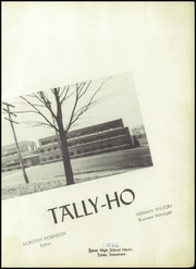 Page 7, 1942 Edition, Tyner High School - Tally Ho Yearbook (Chattanooga, TN) online yearbook collection