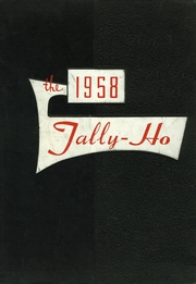 Page 1, 1958 Edition, Tyner High School - Tally Ho Yearbook (Chattanooga, TN) online yearbook collection