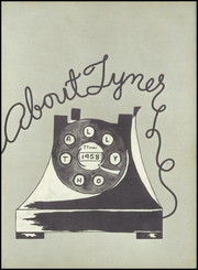 Page 5, 1958 Edition, Tyner High School - Tally Ho Yearbook (Chattanooga, TN) online yearbook collection