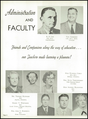 Page 10, 1959 Edition, Tullahoma High School - Wildcat Yearbook (Tullahoma, TN) online yearbook collection