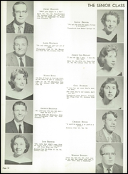 Page 16, 1959 Edition, Tullahoma High School - Wildcat Yearbook (Tullahoma, TN) online yearbook collection