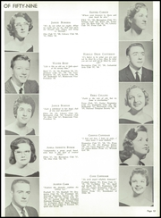 Page 17, 1959 Edition, Tullahoma High School - Wildcat Yearbook (Tullahoma, TN) online yearbook collection