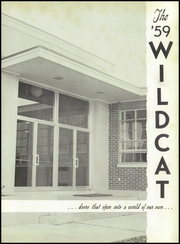 Page 5, 1959 Edition, Tullahoma High School - Wildcat Yearbook (Tullahoma, TN) online yearbook collection