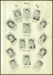Page 11, 1950 Edition, North Side High School - Warrior Yearbook (Jackson, TN) online yearbook collection