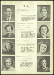 Page 15, 1950 Edition, North Side High School - Warrior Yearbook (Jackson, TN) online yearbook collection