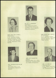 Page 16, 1950 Edition, North Side High School - Warrior Yearbook (Jackson, TN) online yearbook collection
