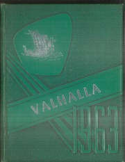 1963 Edition, Hillcrest High School - Valhalla Yearbook (Memphis, TN)