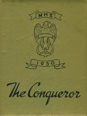 1950 Edition, Munford High School - Conqueror Yearbook (Munford, TN)