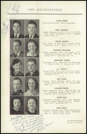 Page 12, 1937 Edition, Elizabethton High School - Mountaineer Yearbook (Elizabethton, TN) online yearbook collection