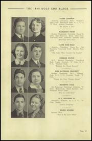 Page 14, 1938 Edition, Elizabethton High School - Mountaineer Yearbook (Elizabethton, TN) online yearbook collection