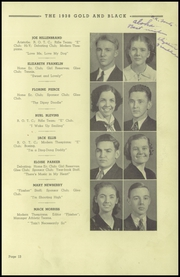 Page 17, 1938 Edition, Elizabethton High School - Mountaineer Yearbook (Elizabethton, TN) online yearbook collection