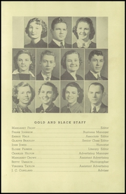 Page 9, 1938 Edition, Elizabethton High School - Mountaineer Yearbook (Elizabethton, TN) online yearbook collection