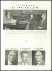 Page 15, 1953 Edition, Elizabethton High School - Mountaineer Yearbook (Elizabethton, TN) online yearbook collection