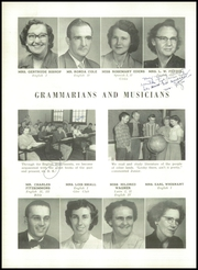 Page 16, 1953 Edition, Elizabethton High School - Mountaineer Yearbook (Elizabethton, TN) online yearbook collection