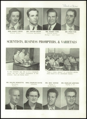 Page 17, 1953 Edition, Elizabethton High School - Mountaineer Yearbook (Elizabethton, TN) online yearbook collection
